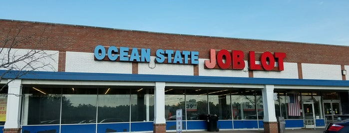 Ocean State Job Lot is one of Stores.