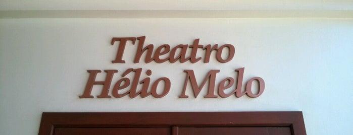 Teatro Hélio Melo is one of Rio Branco #4sqCities.
