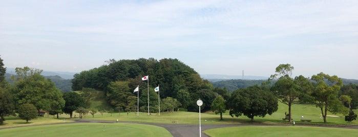 金砂郷カントリークラブ is one of ゴルフ場(茨城).