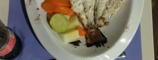 Για Ψαράκι is one of φαγητο.