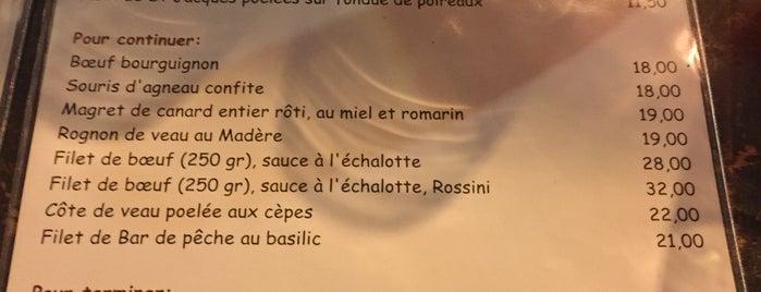 Chez Toinette is one of Paris.