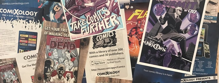comiXology is one of Awesome NYC Startups.