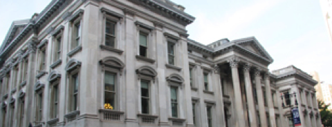 Tweed Courthouse is one of City of New York's tips.