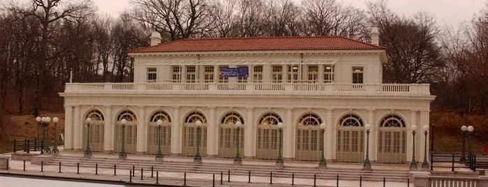 Prospect Park Boathouse & Audubon Center is one of City of New York's tips.