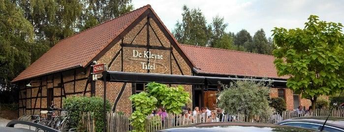 De Kleyne Tafel is one of Restaurants Limburg - België.