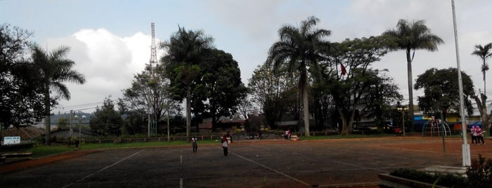 Alun - Alun Lembang is one of Must-visit Great Outdoors in Bandung.
