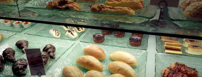 BreadTalk is one of Baker Dozen Badge in Jakarta.