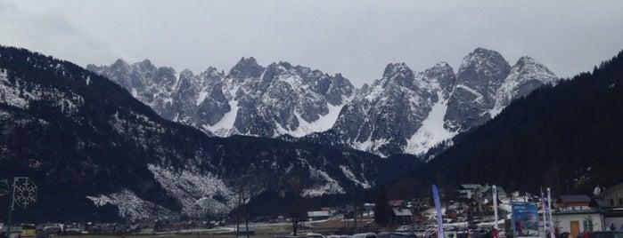 Skiregion Dachstein West is one of Berge.