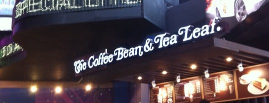The Coffee Bean & Tea Leaf is one of Food Spots @Bandung.