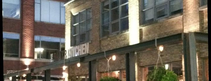 The Bauer Kitchen is one of Where to eat in KW..