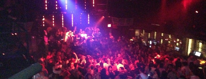 Marquee is one of NYC Nightlife.