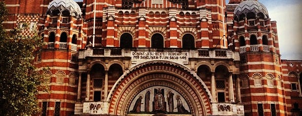 Westminster Cathedral is one of Posti da vedere a Londra.