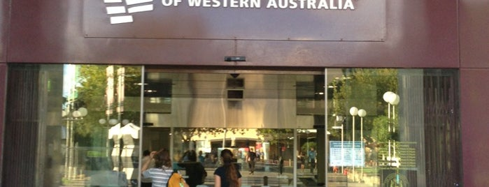 State Library of Western Australia is one of OnWilliam.