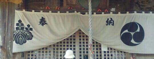 盛寿山 延命院 常楽寺 (第14番札所) is one of 四国八十八ヶ所霊場 88 temples in Shikoku.