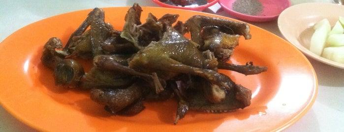 Ayam Goreng dan Burung Dara Pahlawan is one of 20 favorite restaurants.