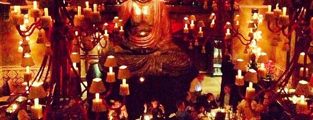 Buddha Bar is one of Best stylish bars in Paris.