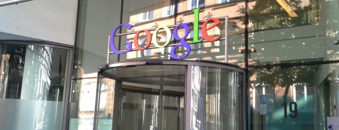 Google Germany is one of Business Stops.