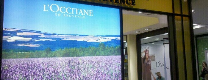 L'Occitane is one of Colinas Shopping.