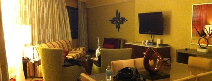 Anaheim Marriott is one of Hotels I Enjoyed Staying At.