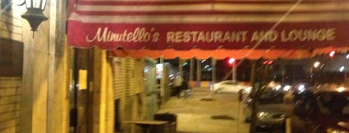 Minutello's Restaurant is one of PghToDo.