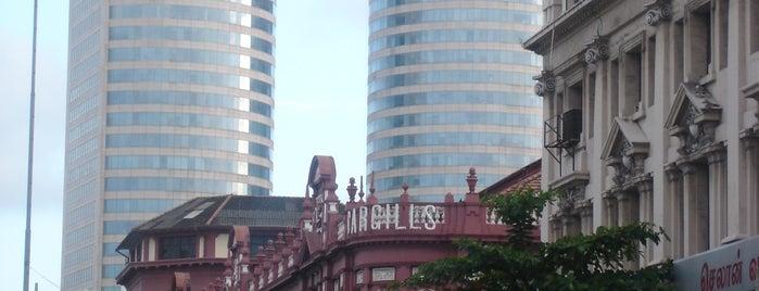 World Trade Center is one of Trips / Sri Lanka.
