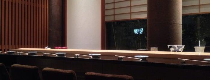 あら輝 is one of Michelin Guide Tokyo (ミシュラン東京) 2012 [***&**].