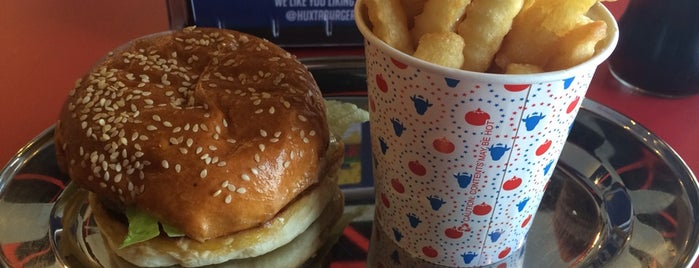 Huxtaburger is one of The Melbourne Food Tour.
