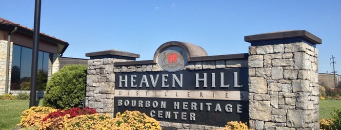 Bourbon Heritage Center is one of Best Places to Check out in United States Pt 2.