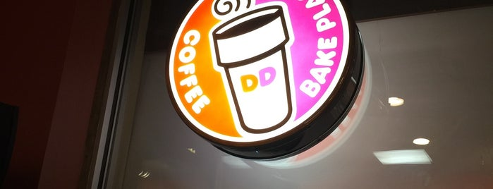 Dunkin' Donuts is one of Frequent Places.