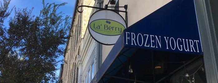 La' Berry is one of Favorite Food.