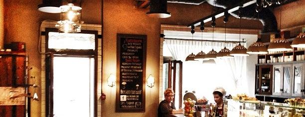 Пекарня Мишеля is one of 20 moscow restaurants.