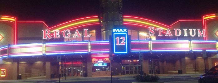 Regal Cinemas Waugh Chapel 12 & IMAX is one of Sassy's Favorites.