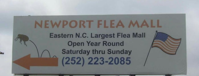 Newport, NC is one of frequently.