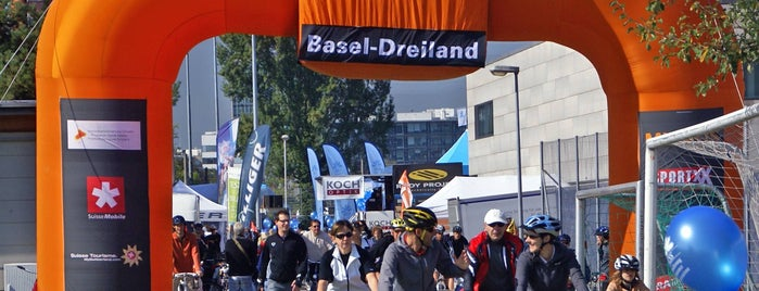 SlowUp Basel-Dreiland is one of Activities.