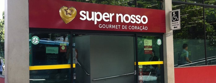 Super Nosso Gourmet is one of Stores.