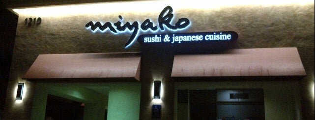 Miyako is one of Restaurant.com Dining Tips in Los Angeles.