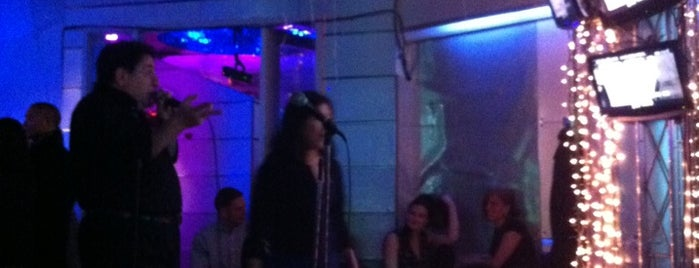 Chorus Karaoke & Lounge is one of Don't Stop Believin (NY).