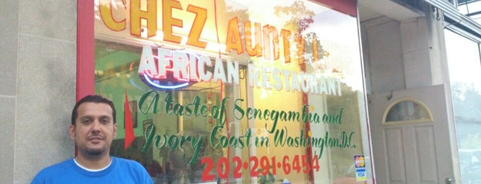 Chez Aunty Libe is one of In and around Brightwood, DC.