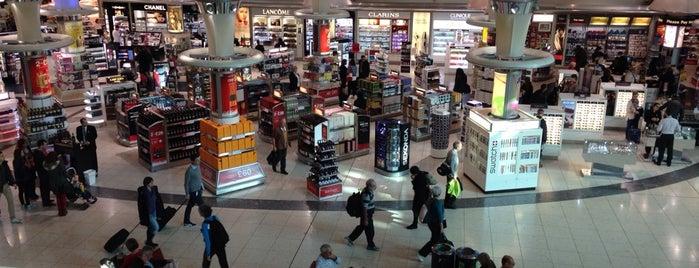 World Duty Free is one of Shops at Gatwick Airport North Terminal.