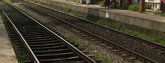 Walpola Railway Station is one of Railway Stations In Sri Lanka.