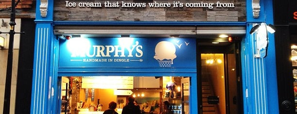Murphy's Ice Cream is one of Dublin.