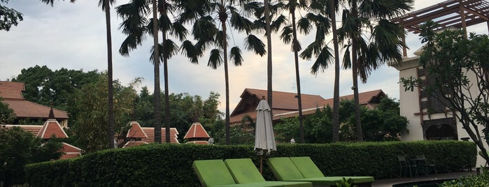 Siripanna Villa and Gallery Resort Chiang Mai is one of Fav place in Chiangmai.