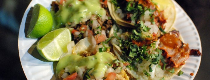 Tacos Tamix is one of Food.