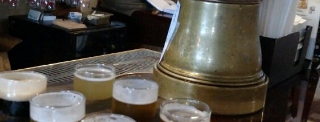 Union Barrel Works is one of Beer-Drinker's Guide to Lancaster County.