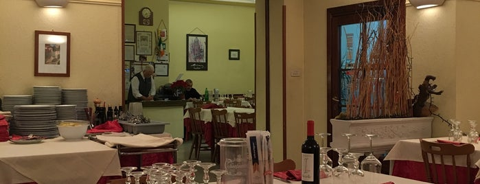 Ristorante La Nocetta is one of Work, Foodie & similar.