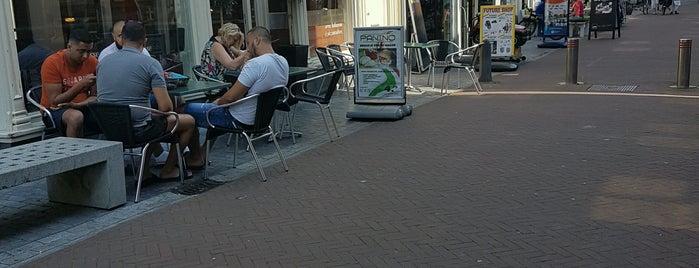 Panino is one of Budeco's tips om te lunchen in Woerden.
