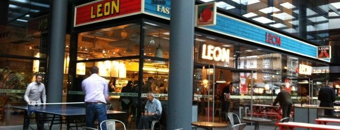 Leon is one of London best.