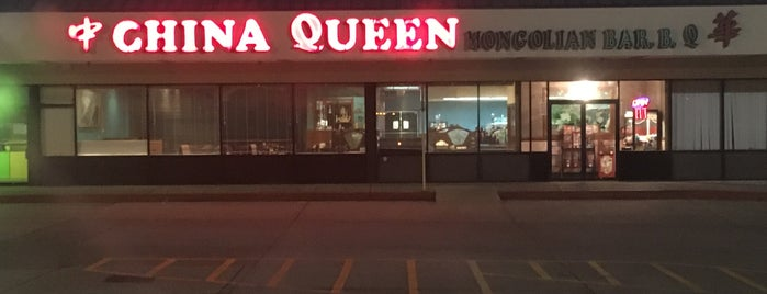 China Queen is one of Top 10 dinner spots in Tioga, LA.