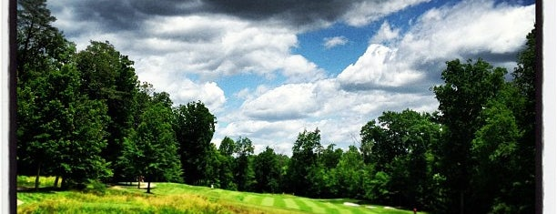 Westfields Golf Club is one of Let's Play Golf: DC Metro ($80+).
