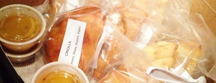 Empa Mundo - World of Empanadas is one of Ana's tips.
